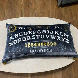 OUIJA Board Pillow Cynthia Rowley Down